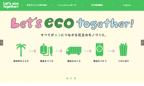 体験学習 社会見学【花王エコラボミュージアム】
