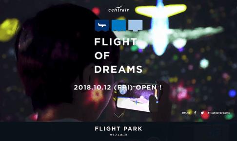 フライトオブドリームス(FLIGHT OF DREAMS)